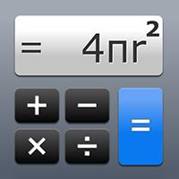 算数の公式電卓+ アイコン